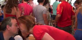 VIDEO.- VELÁ HERMANDAD SACRAMENTAL DE CAMAS 2012.- ASI SE VIVIÓ ESPAÑA