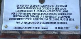 """RELATO .- """"Episodios mineros de la guerra civil bajo la mirada del """"Loco Valverde"""".-"""