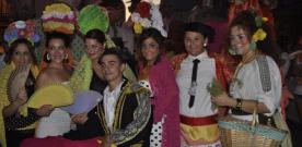 El municipio de Camas ya vive su Feria