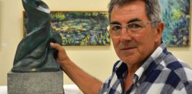 EL artista MANUEL LUQUE, VECINO DE CAMAS, EXPONE EN LA SALA GONZALO BILBAO DEL ATENEO DE SEVILLA