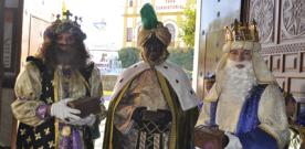 Coronación de los Reyes Magos y la Estrella de la Ilusión de Camas, este sábado 15 de diciembre a las 20:30h