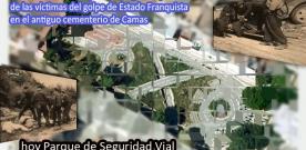 Indagación y localización de las víctimas… cementerio de Camas