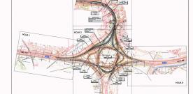 'Reordenación del enlace de La Pañoleta y accesos a Camas'