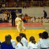Los alumnos/as de la Escuela de Judo de Camas
