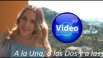 """La camera Triana De Alba presenta su nuevo single """"A la Una, a las Dos y a las Tres"""""""