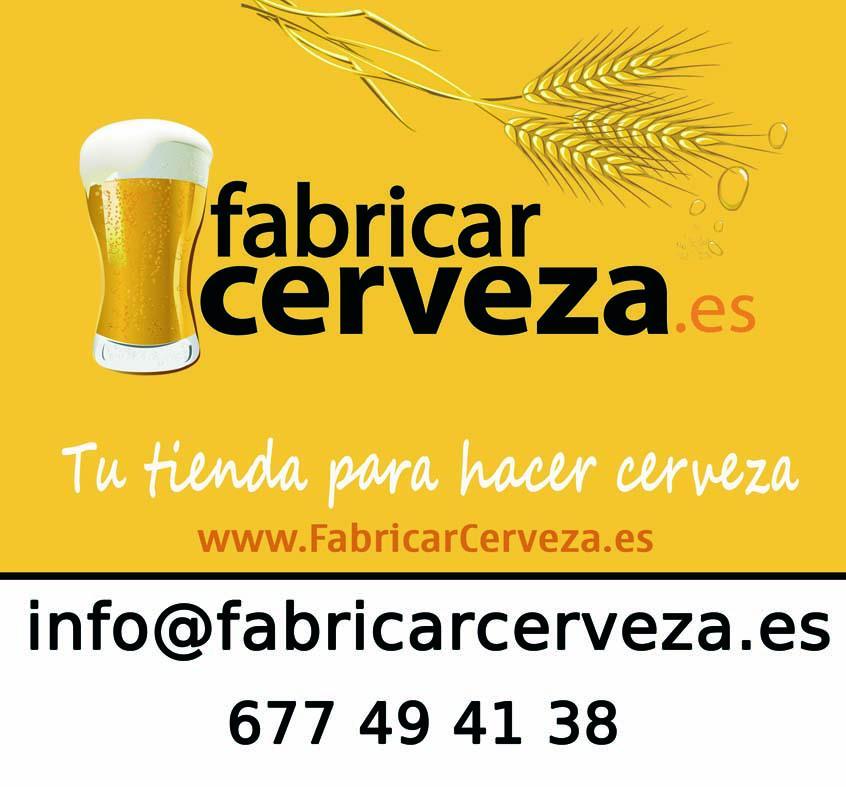 FABRICAR CERVEZA